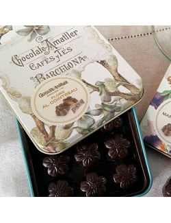 Chocolate Amatller Flores al Cointreau Lata
