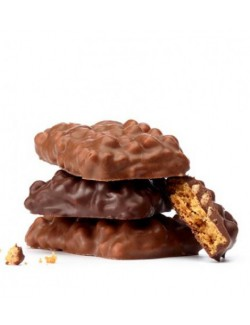 Jules Destrooper Galletas Arroz crujiente recubierto de chocolate