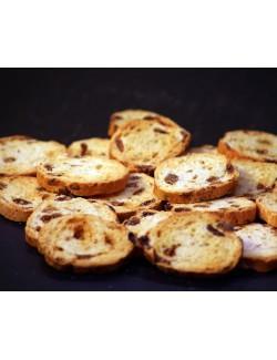 Pan tostado con Pasas - Teresa San Martín
