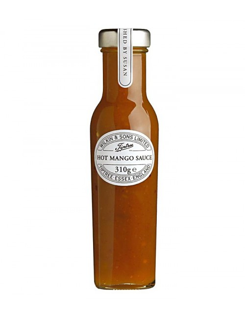 Salsa Hot Mango - Tiptree