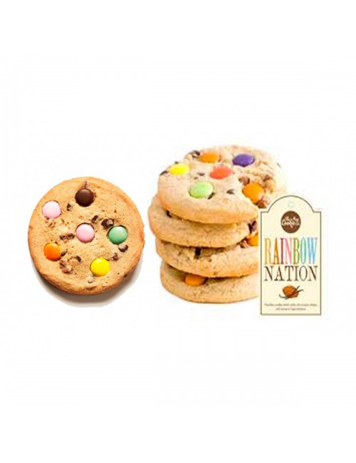 American Cookies Rainbow Nation - The Fine Cookie CO