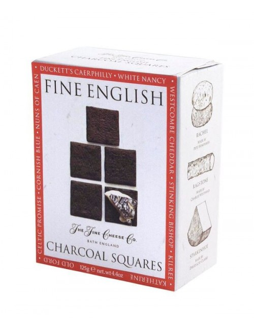 Crackers de Mantequilla - Fine English