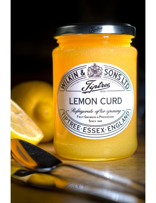 Crema Ácida Lemon Curd - Tiptree