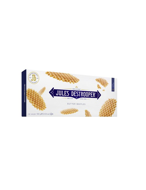 Galletas Gofres Paris Jules Destroper