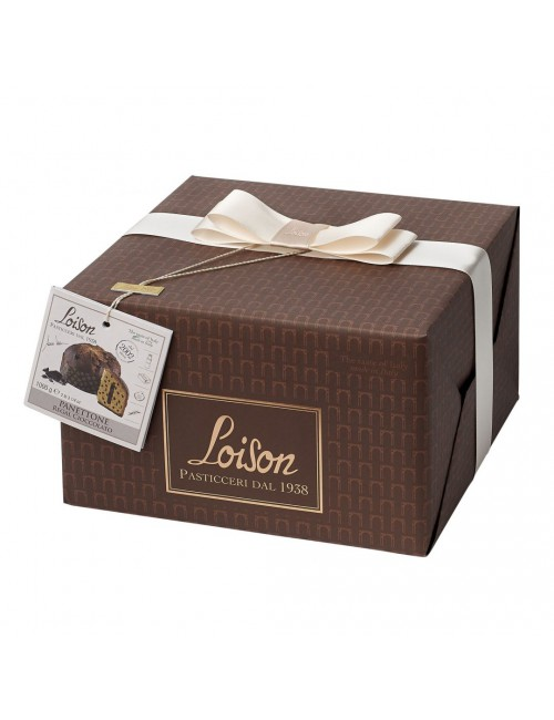 Panettone de Chocolate - Loison