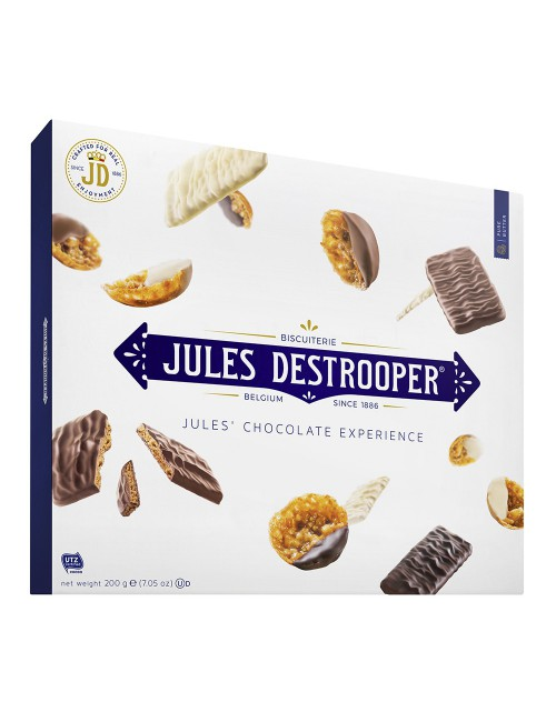 Surtido de Gallets Chocolate Experience Jules Destrooper