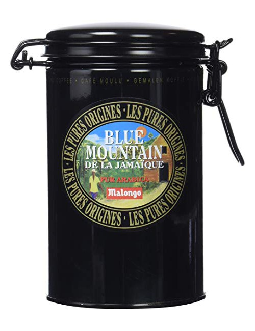 Café Blue Mountain 250g x 4 - Café Malongo