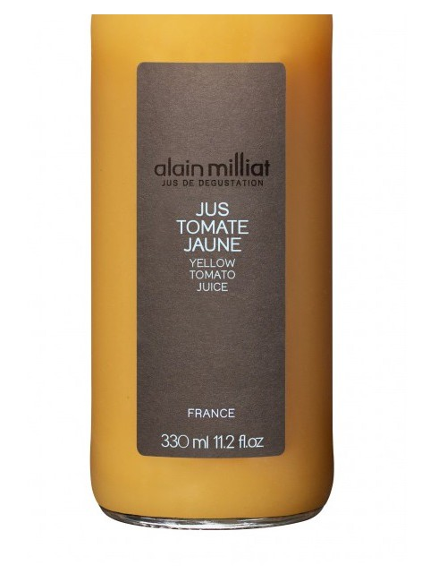 Zumo Vegetal de Tomate Amarillo - Alain Milliat