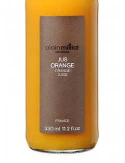 Zumo natural de Naranja – Alain Milliat