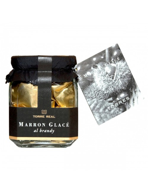 Marron Glacé al Brandy - Torre Real