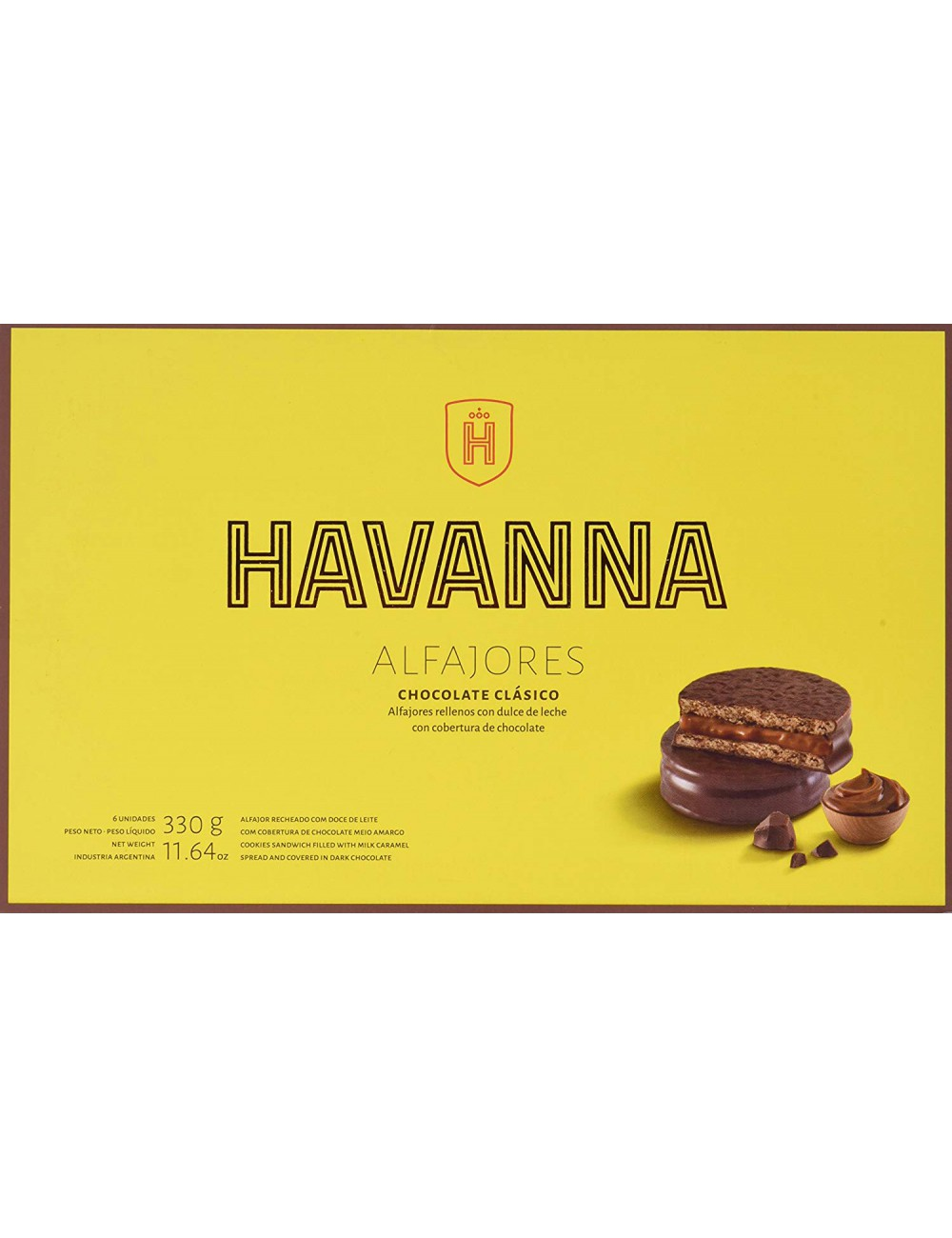 Alfajores de Chocolate - Havanna