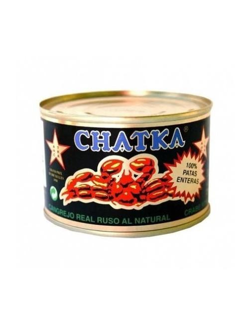 100% Patas Chatka al natural 220gr Chatka
