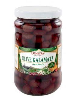 Aceitunas Kalamata Marinadas - Demetra