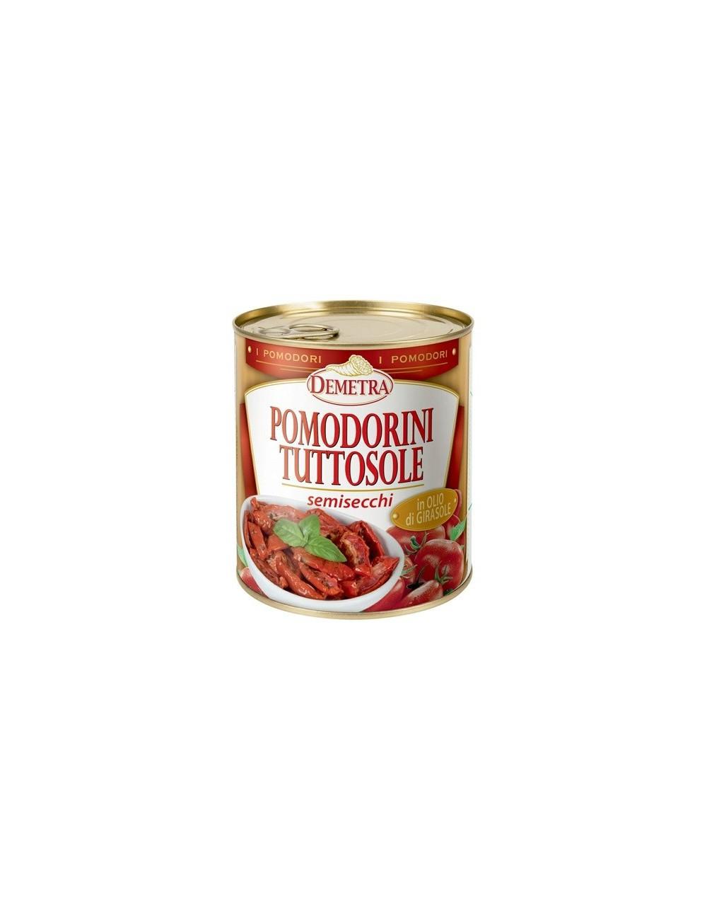 Tomatitos Tuttosole Semisecos