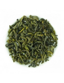 Ginger-lemon green tea 25 Muslins