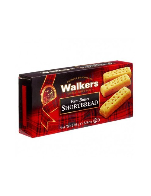 Galletas Fingers de Mantequilla - Walkers