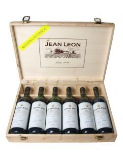 Jean Leon Selección Cata Vertical Gran Reserva Cabernet Sauvignon añandas: 1977-1978-1979-1980-1981-1982
