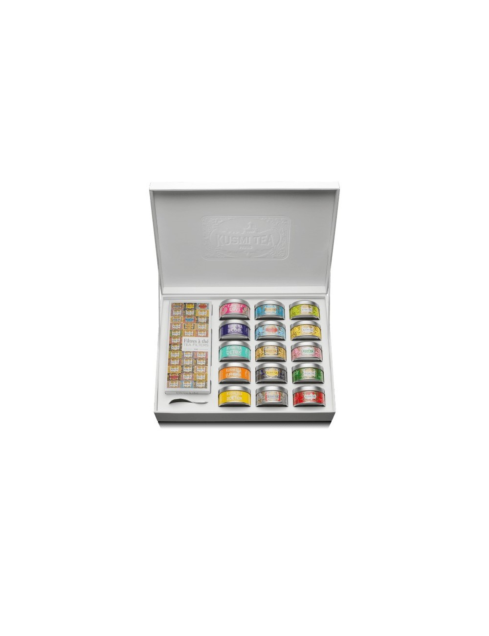 The Collection Kusmi Tea 15x25g