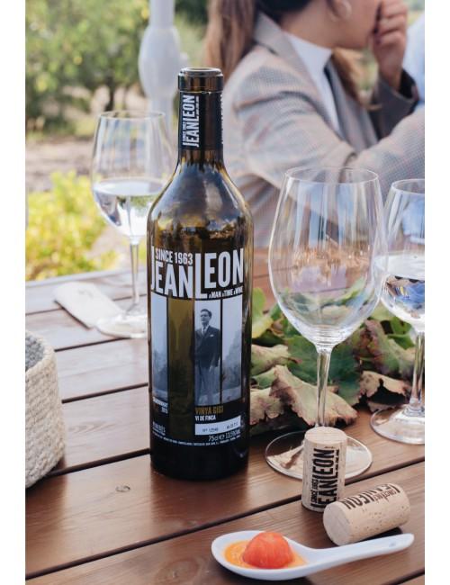 Vino Blanco Jean Leon Vinya Gigi Chardonnay Ecológico