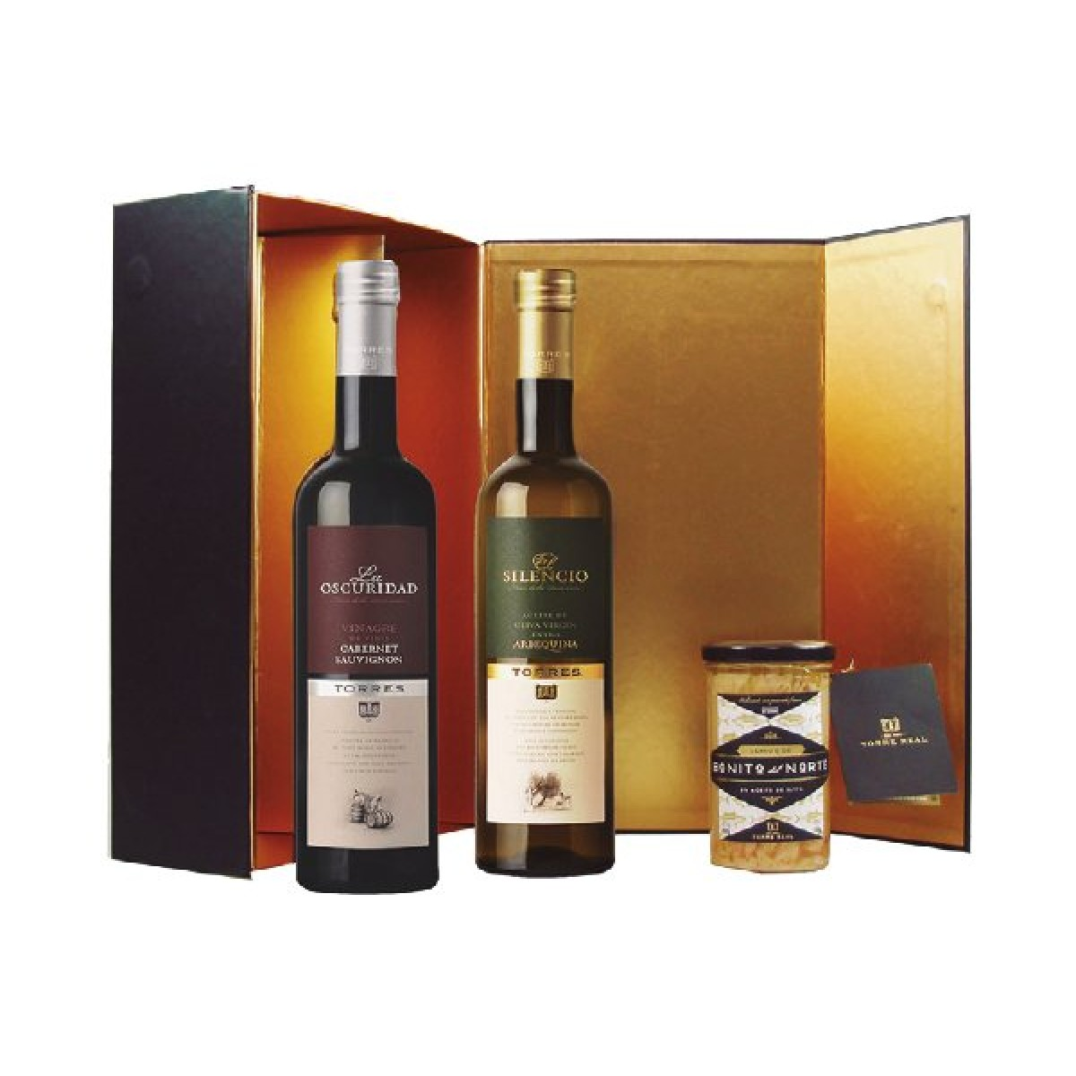 Pack Experience Gold Gourmet Torres Import