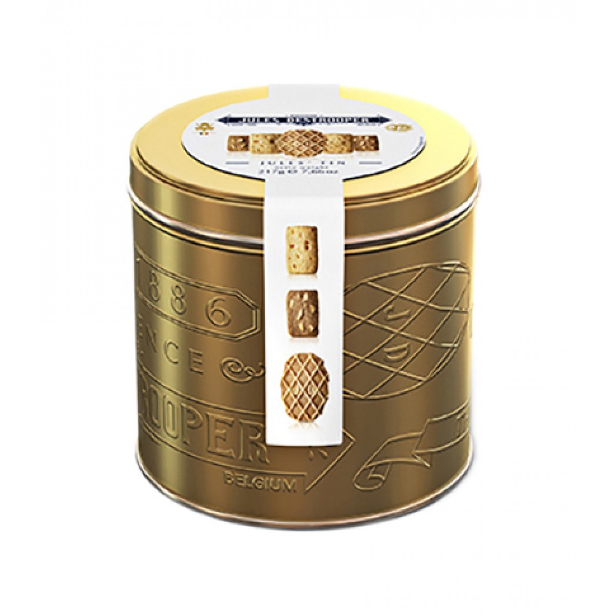 Surtido Jules Destrooper Gold Tin